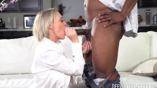 Attractive Sex Tube Milf Fucked Laborious By Means Of A Black Man