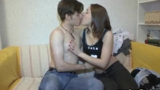 Cutie Throat Fucked By Way Of Informal Bf
